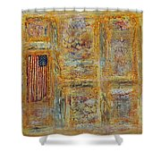 Oh Say Shower Curtain