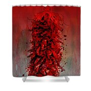 Oh So Hot Shower Curtain