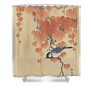 Ohara Koson Watanabe Shower Curtain