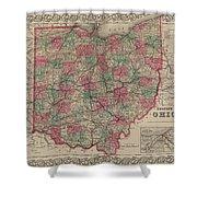 Ohio Shower Curtain