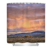 Ohio Pass Colorado Sunset Dsc07562 Shower Curtain