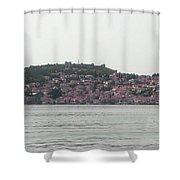Ohrid Shower Curtain