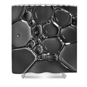 Oil Mosaic Shower Curtain