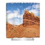 Ojitos De Los Gatos - New Mexico Shower Curtain