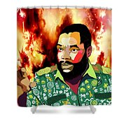 Ojukwu Shower Curtain
