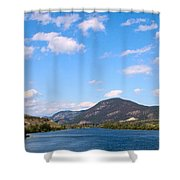 Okanagan Summer Shower Curtain