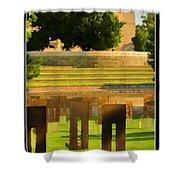 Oklahoma City National Memorial Shower Curtain