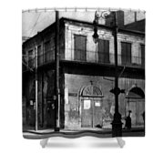 Old Absinthe House Shower Curtain