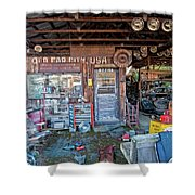 Old Car City Office Shower Curtain