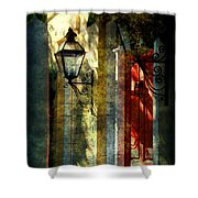 Old Charleston Sc Shower Curtain