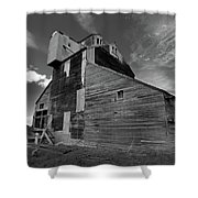 Old Granary Shower Curtain