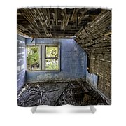 Old House 5 Shower Curtain