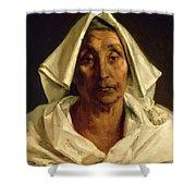 Old Italian Peasant Shower Curtain