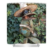 Jeanne's Garden Shower Curtain