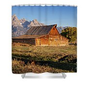 Old Mormon Farm Shower Curtain