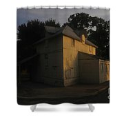 Old Port Tampa Shower Curtain