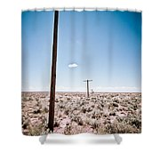 Old Route 66 #6 Shower Curtain