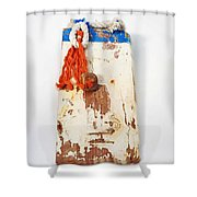 Old Salt Shower Curtain
