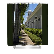 Old San Juan Puerto Rico Shower Curtain