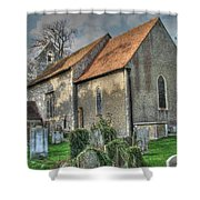 Old St Mary's Walmer Shower Curtain
