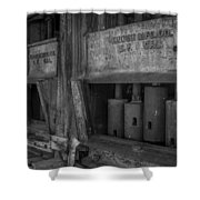 Gray's Stamp Mill Shower Curtain