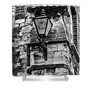 Old Street Light Shower Curtain