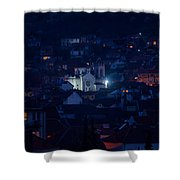 Old Strumica Shower Curtain