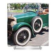 Old  Vintage Car Shower Curtain