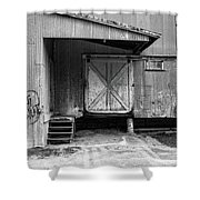 Old Warehouse Norwich Vermont Shower Curtain