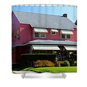 Old West End Pink 6 Shower Curtain