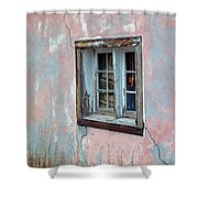 Old Window Shower Curtain