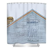 Old Yet Lovely Shower Curtain