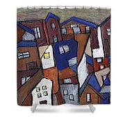 Olde Towne Shower Curtain