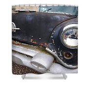 Olds Front End Shower Curtain