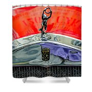 Oldtimer Prague 5 Shower Curtain