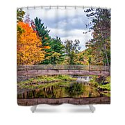 Ole Bull State Park - Pennsylvania Shower Curtain