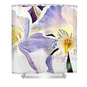 Oleander By Irina Sztukowski Shower Curtain