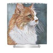 Oliver Shower Curtain