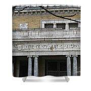 Olney Art Gallery 2 Shower Curtain