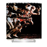 Olympic Games, 1964 Shower Curtain