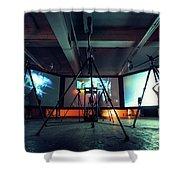 Olympus Photography Playground Berlin 2014 Shower Curtain