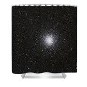 Omega Centauri Globular Star Cluster Shower Curtain