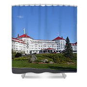 Omni Mount Washington Resort Shower Curtain