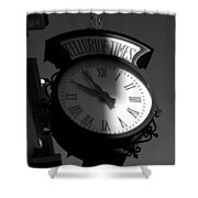 On Telluride Time Shower Curtain