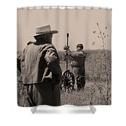 On The Field Shower Curtain