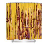 On The Way To Tractor Supply 3 30 Shower Curtain