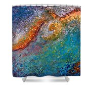 On The Wings Of Hope Shower Curtain