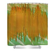 On Your Wall Popart Shower Curtain