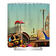 Once A Year Shower Curtain