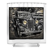 One Cool 1935 Dodge Pickup Shower Curtain